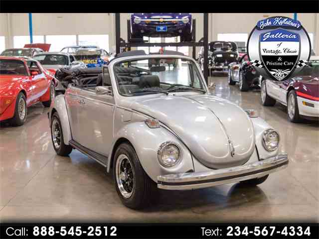 Picture of '79 Beetle - MIGE