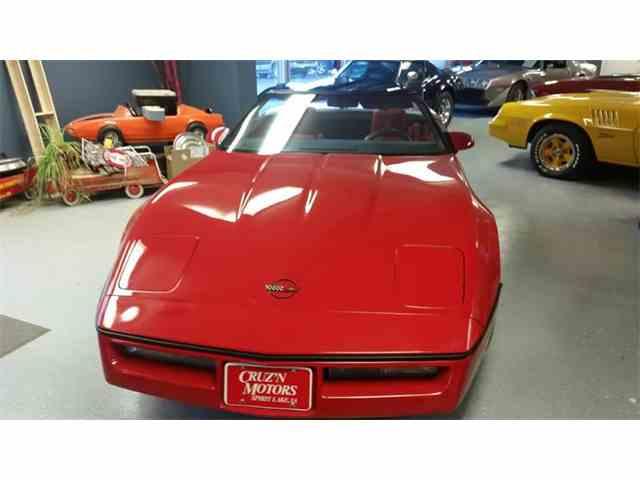Picture of '86 Corvette - MKWC