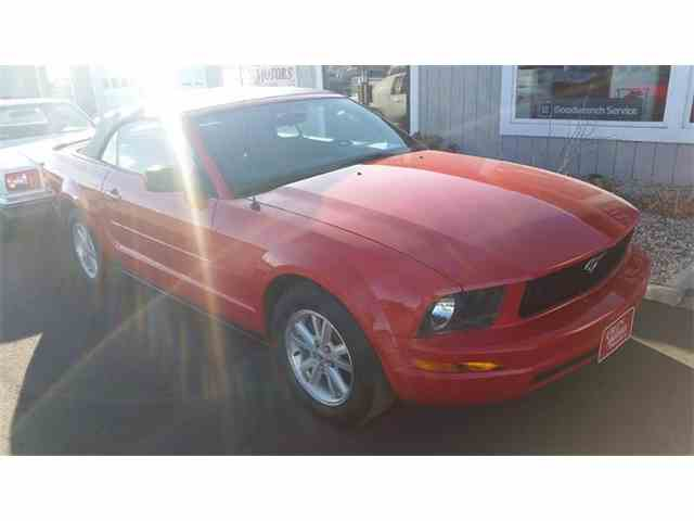 Picture of '07 Mustang - MKWI