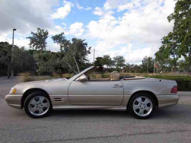 Picture of '02 SL500 - MKWT