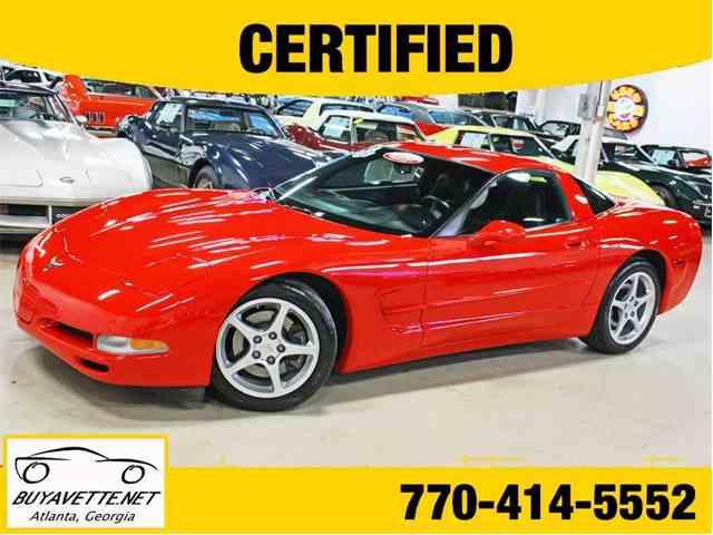 Picture of '01 Corvette - MKXF