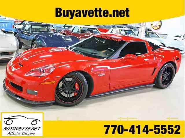 Picture of '08 Corvette - MKXG