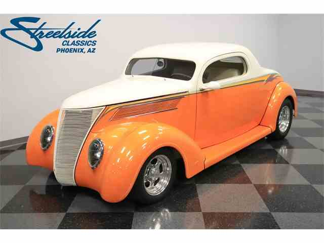 Picture of '37 3-Window Coupe - MKXJ