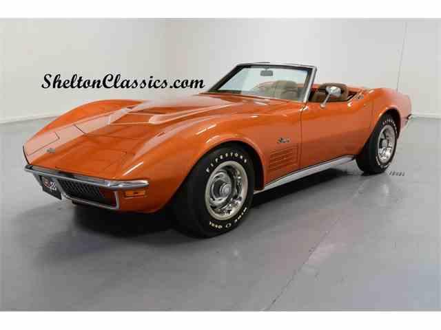 Picture of '72 Corvette - MKXM