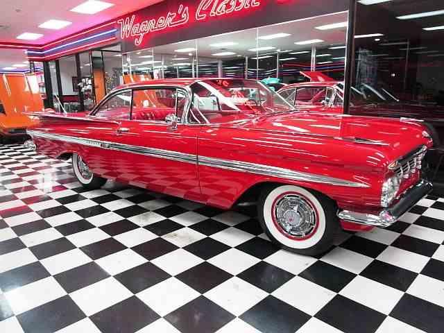 Picture of '59 Impala - MKZI
