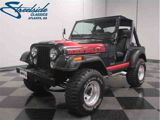 Picture of '81 CJ5 - MKZK