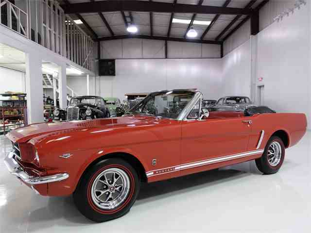 Picture of '65 Mustang - MKZR