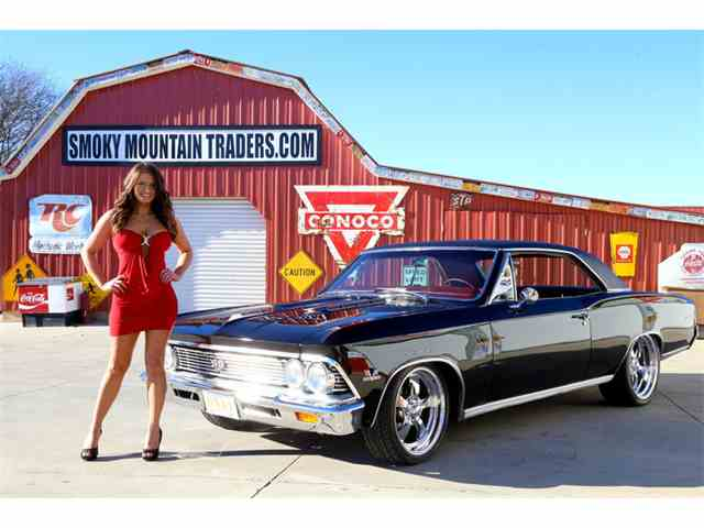 Picture of Classic 1966 Chevelle SS Offered by Smoky Mountain Traders - MIGW
