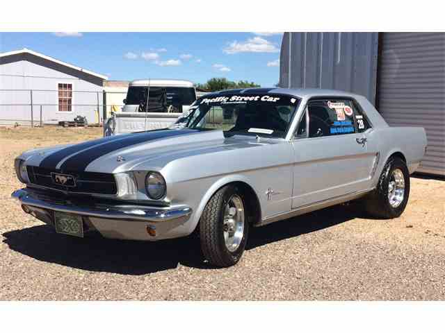 Picture of 1965 Ford Mustang - ML0Z