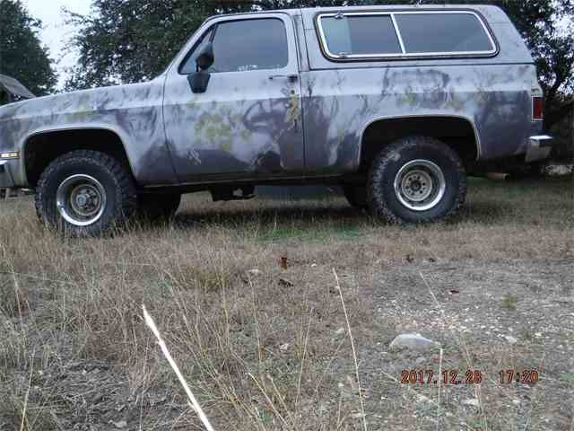 Picture of '85 Blazer - ML10