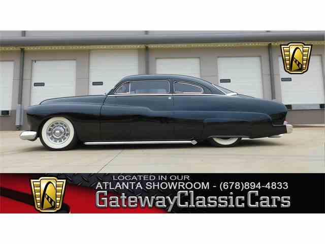 Picture of 1951 Mercury Coupe Offered by Gateway Classic Cars - Atlanta - ML1X