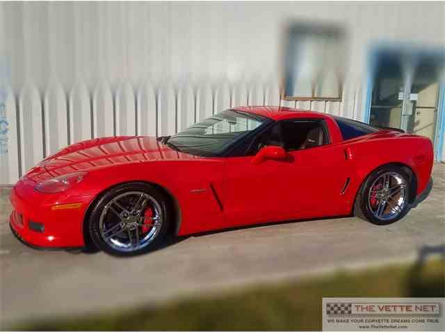 Picture of '08 Corvette - ML3Y