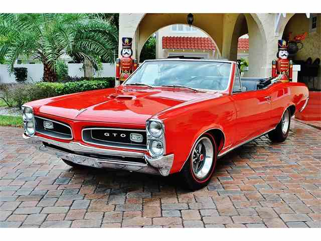 Picture of '66 GTO - ML50