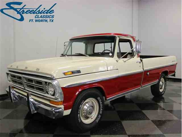 Picture of Classic 1970 F250 located in Texas - MIHB