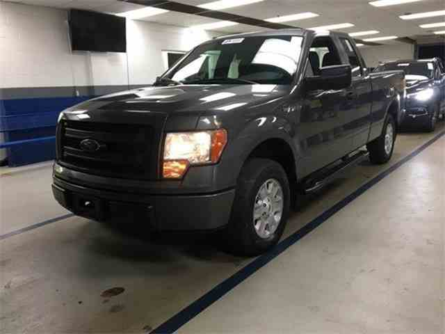 Picture of '13 F150 Offered by Cincinnati Auto Wholesale - MIHG