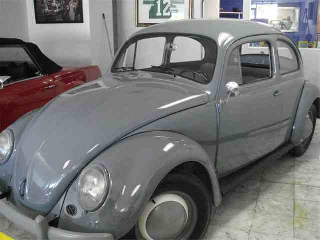 Picture of 1958 Volkswagen Beetle located in Pompano Beach Florida - ML6K