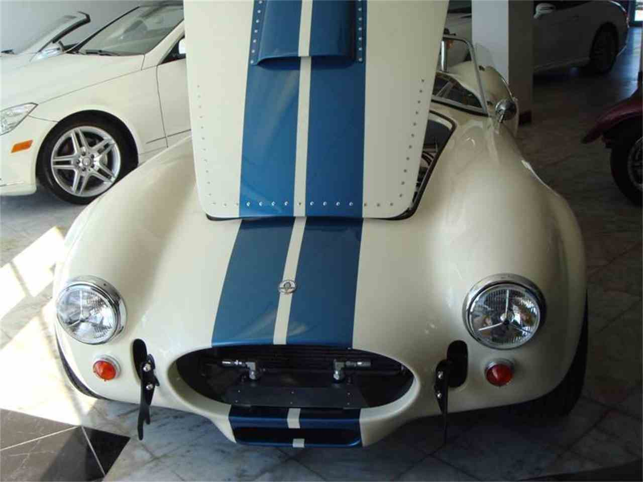 Shelby Cobra For Sale ClassicCarscom CC - Pompano classic cars