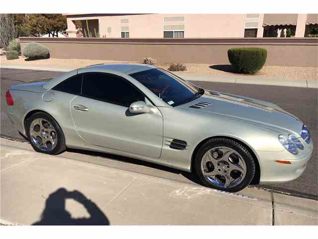 Picture of '03 SL500 - ML7N