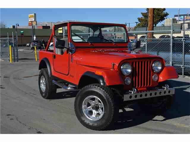 Picture of '86 CJ7 - ML7P