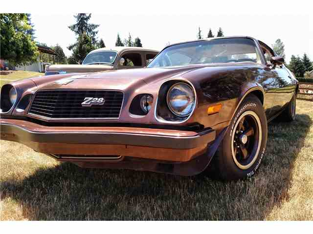 Picture of '77 Camaro Z28 - ML80