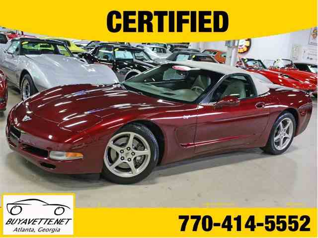 Picture of '03 Corvette Offered by Buyavette - MIHM