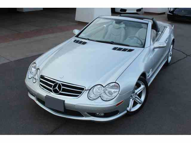 Picture of '06 SL500 - ML89