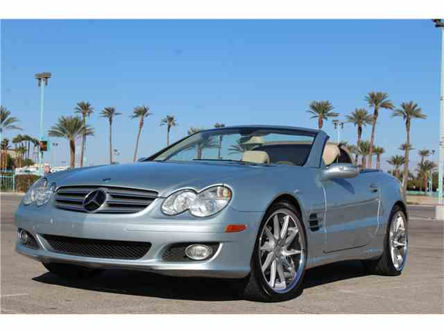 Picture of '07 SL55 - ML8C