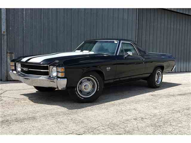 Picture of '71 El Camino SS - ML8G