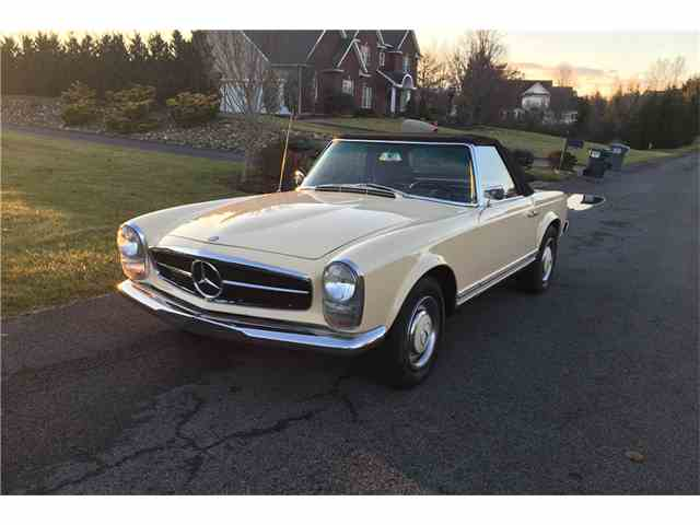 Picture of '66 230SL - ML8M