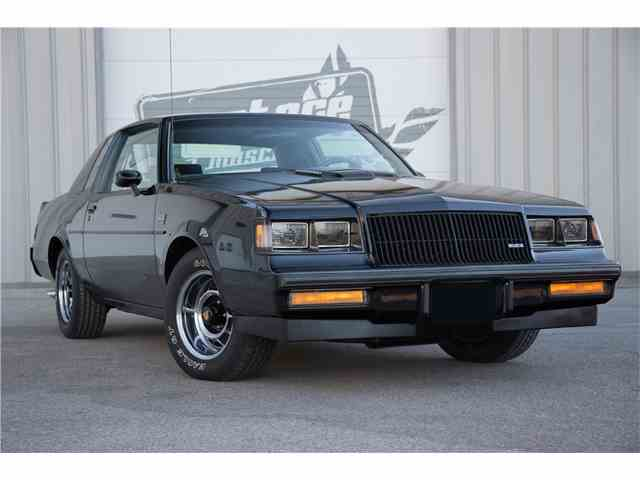 Picture of '87 Grand National - MLA8