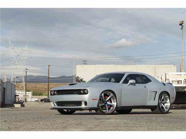 Picture of '16 Challenger SRT Hellcat - MLBS