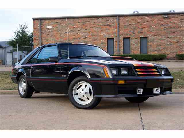 Picture of '82 Mustang GT - MLDF