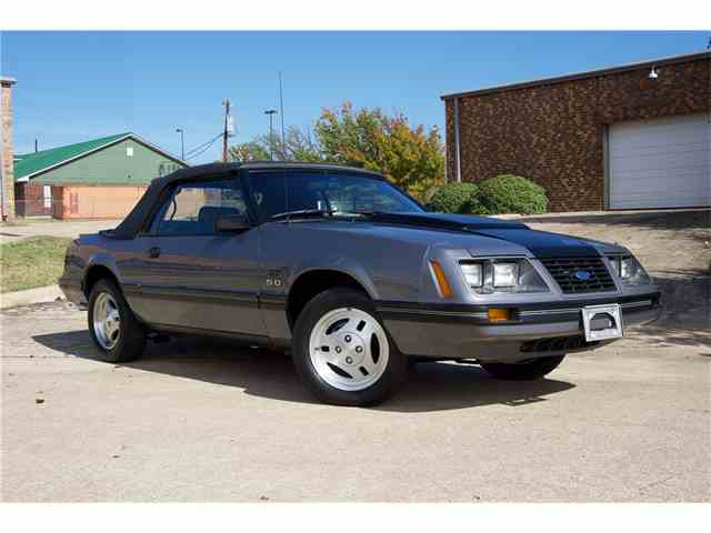 Picture of '83 Mustang GT - MLDH