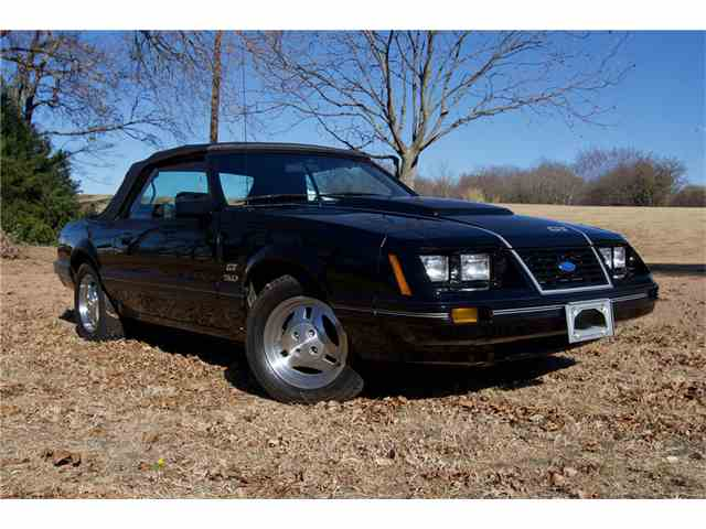 Picture of '83 Mustang GT - MLDI