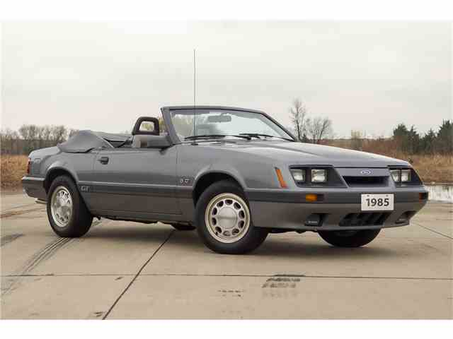 Picture of '85 Mustang GT - MLDL