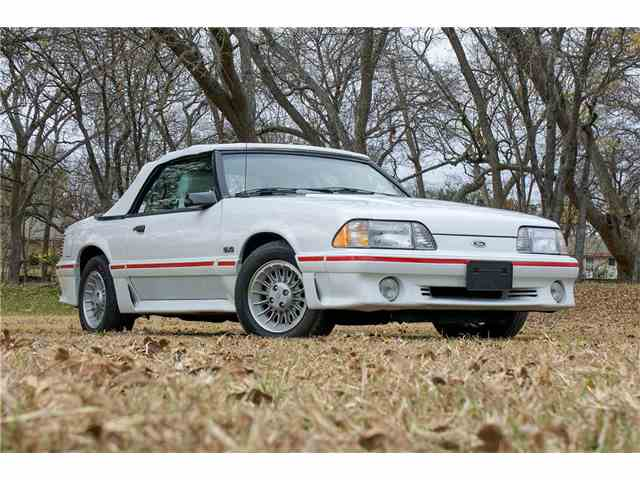 Picture of '87 Mustang GT - MLDN