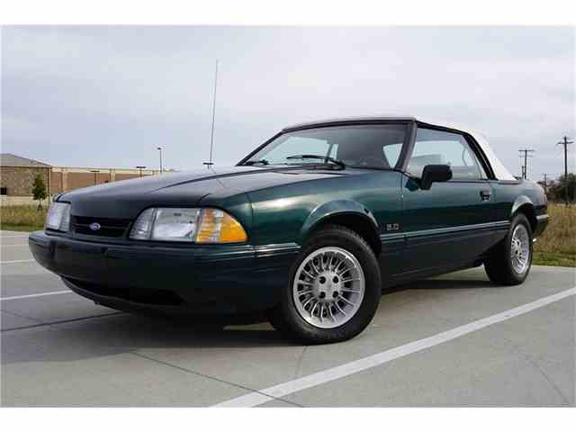 Picture of '90 Mustang - MLDR