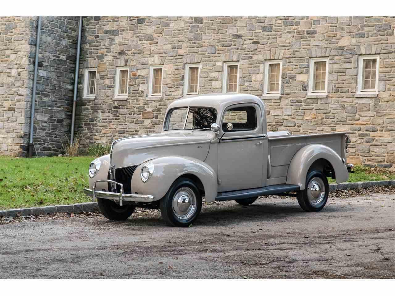 1940 ford pickup for sale cc 1054166. Black Bedroom Furniture Sets. Home Design Ideas