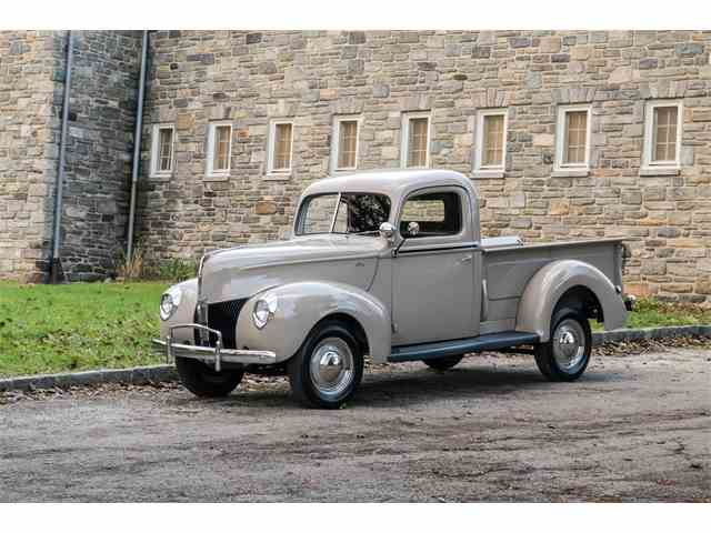 Picture of '40 Pickup - MLEE