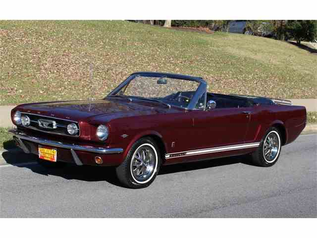 Picture of '66 Mustang GT - MLEO