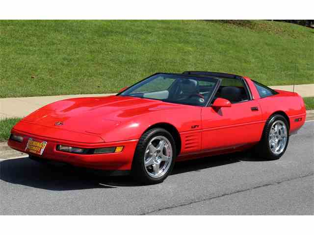 Picture of '93 Corvette - MLEP