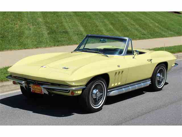 Picture of '66 Corvette - MLEW