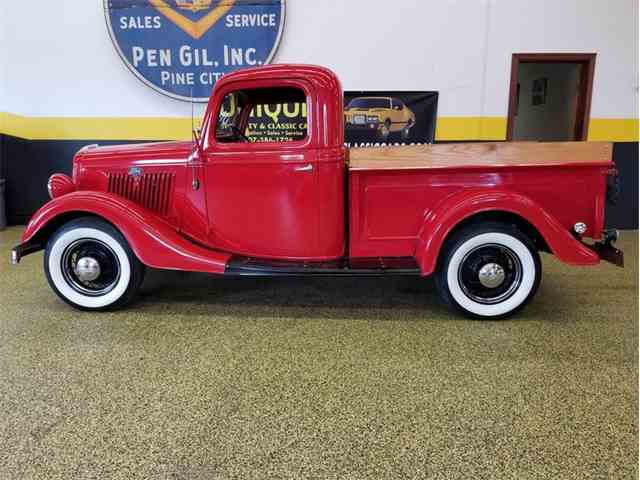 Picture of '35 Pickup - MLFL