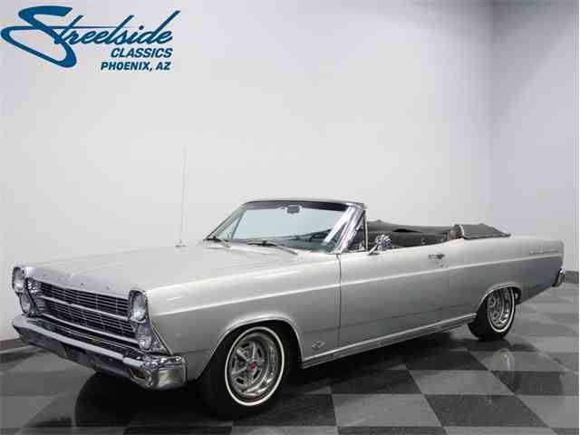 Picture Of 1966 Ford Fairlane 500