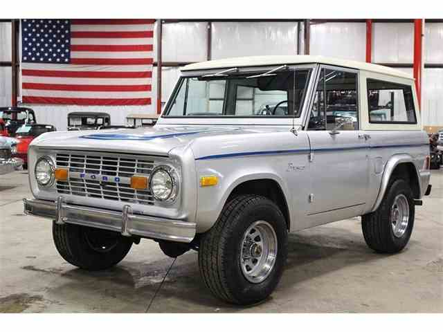 Picture of '77 Bronco - MLFU
