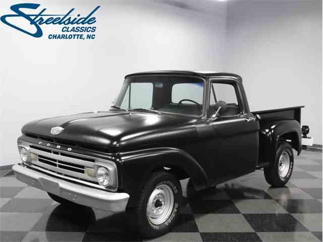 Picture of '62 F100 - MLG0