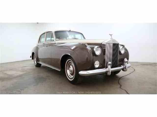 Picture of Classic '57 Rolls-Royce Silver Cloud Offered by Beverly Hills Car Club - MLG2