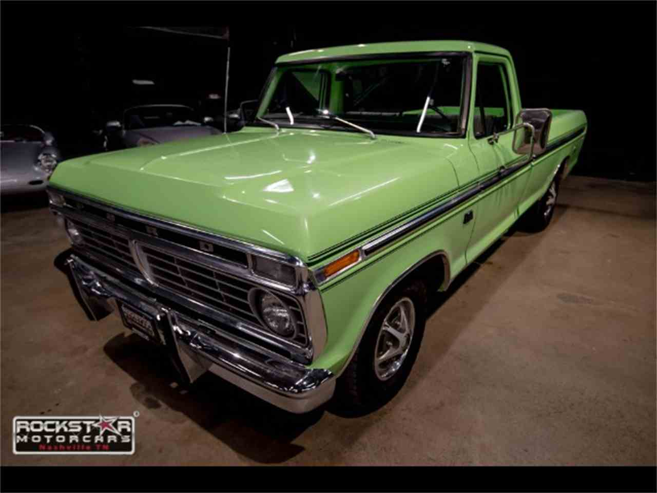 Large Picture of '74 F150 - MLGA
