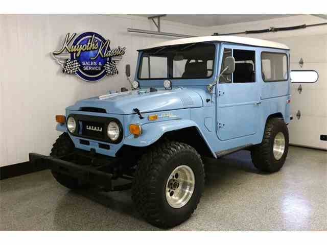 Picture of '71 FJ 40 Land Cruiser - MIII