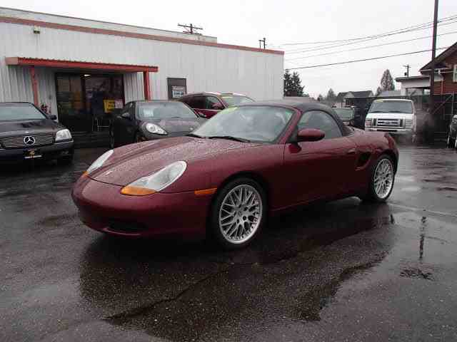 Picture of '99 Boxster - MLHB